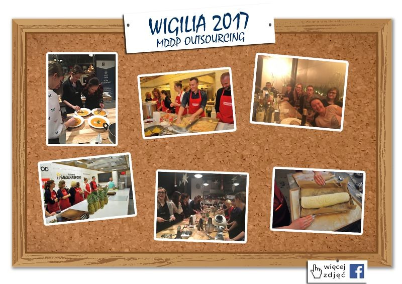 Wigilia MDDP Outsourcing 2017