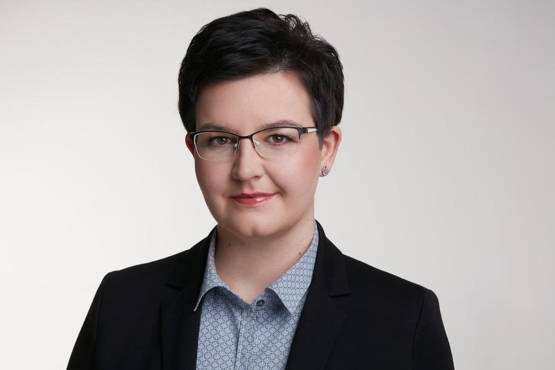 Katarzyna Zbiegień z zespołu podatku VAT w MDDP Outsourcing