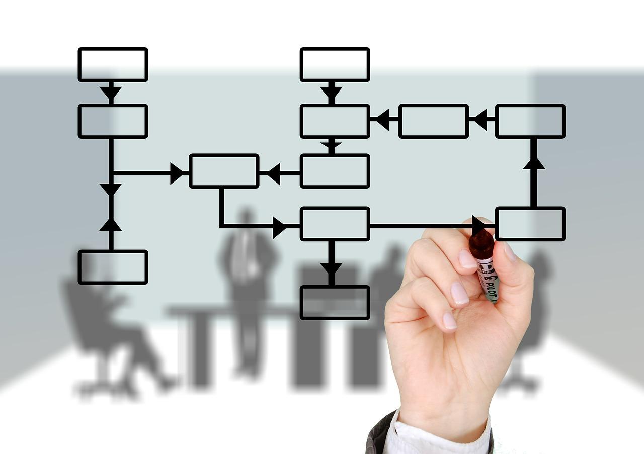 Procesowe zarządzanie organizacja